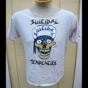 Suicidal Tendencies punk shirt